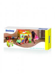 Detský domček na hranie  Bestway Žltá #3