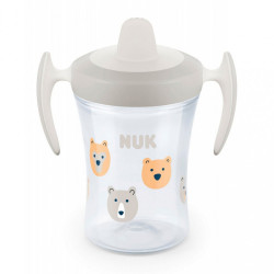 Detský hrnček NUK Trainer Cup 230 ml biely