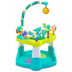Detský Interaktívny Stolček Tropical Toyz tyrkysová