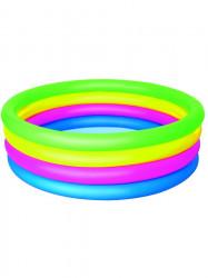 Detský nafukovací bazén Bestway 4 farebný multicolor