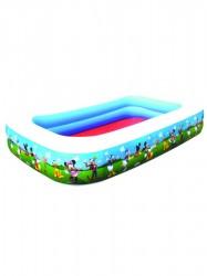 Detský nafukovací bazén Bestway Mickey Mouse a priatelia rodinný podľa obrázku