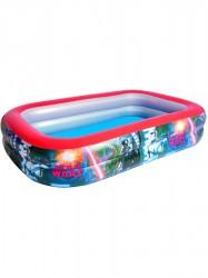 Detský nafukovací bazén Bestway Star Wars modrá