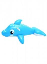 Detský nafukovací delfín do vody Bestway modrá