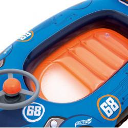 Detský nafukovací plavecký čln Bestway Wheels modrá #1
