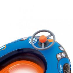 Detský nafukovací plavecký čln Bestway Wheels modrá #2