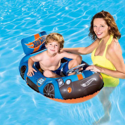 Detský nafukovací plavecký čln Bestway Wheels modrá #3