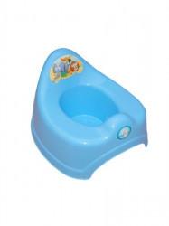 Detský nočník Safari modrý