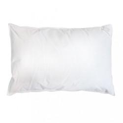 Detský perový vankúš - 60x40 cm biela