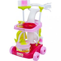 Detský upratovací vozík Bayo podľa obrázku