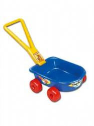 Detský vozík - zelený