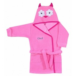 Detský župan Koala Freak ružový