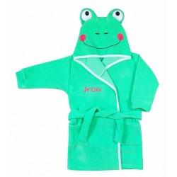 Detský župan Koala Freak zelený