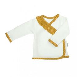 Dojčenská bavlněná košilka Nicol Michelle podľa obrázku
