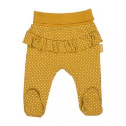 Dojčenské bavlnené polodupačky Nicol Michelle podľa obrázku