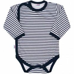Dojčenské body celorozopínacie New Baby Classic II s