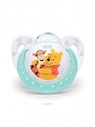 Dojčenský cumlík Trendline NUK Disney  6-18m mätový