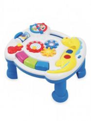 Edukačný stolík Baby Mix dino podľa obrázku