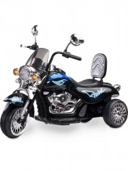 Elektrická motorka Toyz Rebel black Čierna
