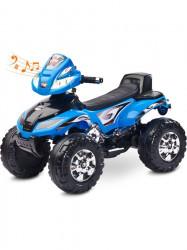 Elektrická štvorkolka Toyz Cuatro blue modrá