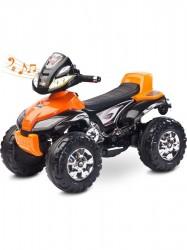 Elektrická štvorkolka Toyz Cuatro orange oranžová