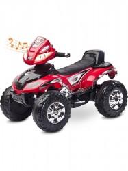 Elektrická štvorkolka Toyz Cuatro red Červená