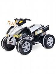 Elektrická štvorkolka Toyz Raptor black Čierna