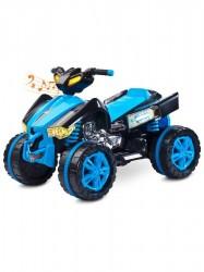 Elektrická štvorkolka Toyz Raptor blue modrá