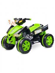Elektrická štvorkolka Toyz Raptor green zelená