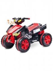 Elektrická štvorkolka Toyz Raptor red Červená
