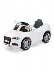 Elektrické autíčko Toyz AUDI A3-2 motory white biela