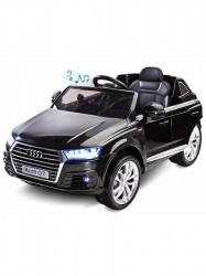 Elektrické autíčko Toyz AUDI Q7-2 motory black Čierna