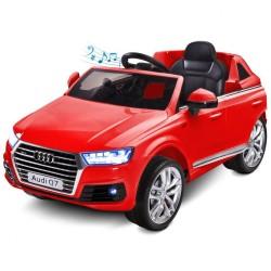 Elektrické autíčko Toyz AUDI Q7-2 motory red Červená