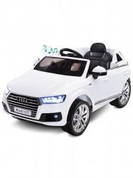 Elektrické autíčko Toyz AUDI Q7-2 motory white biela