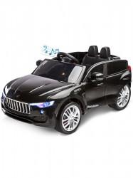 Elektrické autíčko Toyz Commander-2 motory black Čierna