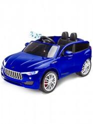 Elektrické autíčko Toyz Commander-2 motory navy modrá