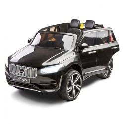 Elektrické autíčko Toyz VOLVO XC90 - 2 motory black Čierna