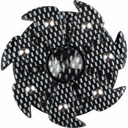 Fidget Spinner Bayo sivý hnedá