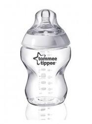 Fľaša Tomme Tippee C2N 260 ml transparentná