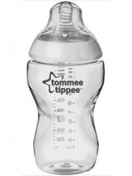 Fľaša Tomme Tippee C2N 340 ml transparentná