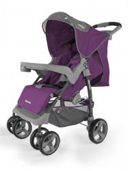 Golfový Kočík Milly Mally VIP purple fialová