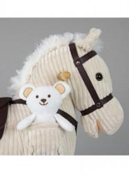 Hojdací koník Milly Mally Pony bežový #1