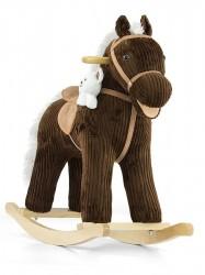 Hojdací koník Milly Mally Pony Bruno hnedá