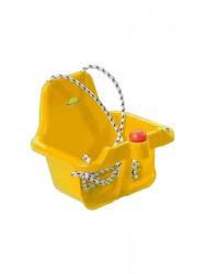 Hojdačka s pískátkem Žltá