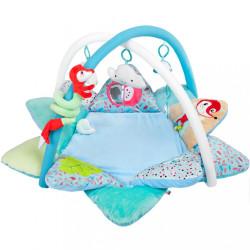 Hracia deka s melódiou PlayTo Fox modrá