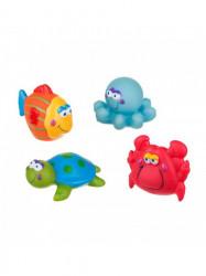 Hračka do kúpeľa Akuku morský svet multicolor