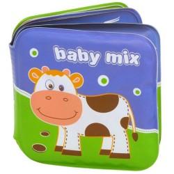 Hračka do kúpeľa Baby Mix knižka farm podľa obrázku