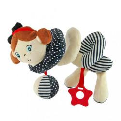 Hračka na postieľku Špirála Baby Mix námorník dievča podľa obrázku