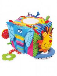 Interaktívna hračka Baby Mix kocka podľa obrázku