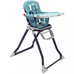Jedálenská stolička Baby Mix Smart green zelená