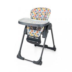 Jedálenská stolička Milly Mally Milano Elephant multicolor